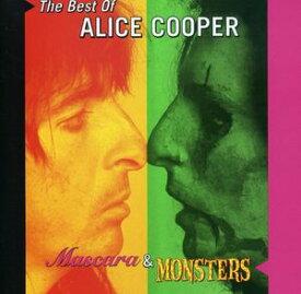 【輸入盤CD】Alice Cooper / Mascara & Monsters: The Best Of Alice Cooper (アリス・クーパー)