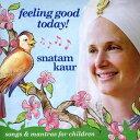【メール便送料無料】Snatam Kaur / Feeling Good Today (輸入盤CD) (スナタム・カー)【癒し】