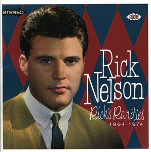 【訳あり】【メール便送料無料】Rick Nelson /Rick's Rarities 1964-76 (輸入盤CD)(リック・ネルソン)