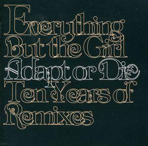 【訳あり】【メール便送料無料】Everything But The Girl / Adapt or Die-10 Years of Remixes (輸入盤CD)(エヴリシング・バット・ザ・ガール)