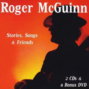 【訳あり】Roger McGuinn / Stories Songs & Friends (2CD+DVD) (輸入盤CD)(ロジャー・マッギン)