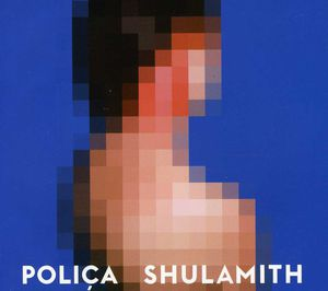 【訳あり】【メール便送料無料】Polica / Shulamith (輸入盤CD)(ポリサ)