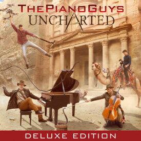 【輸入盤CD】Piano Guys / Uncharted (w/DVD) 【K2016/10/28発売】 (ピアノ・ガイズ)