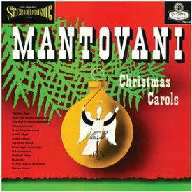【輸入盤CD】【ネコポス送料無料】Mantovani / Christmas Carols 【K2016/11/4発売】 (マントヴァーニ)