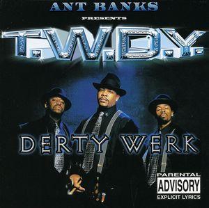 【訳あり】【メール便送料無料】Ant Banks Presents T.W.D.Y. / Derty Werk (輸入盤CD)