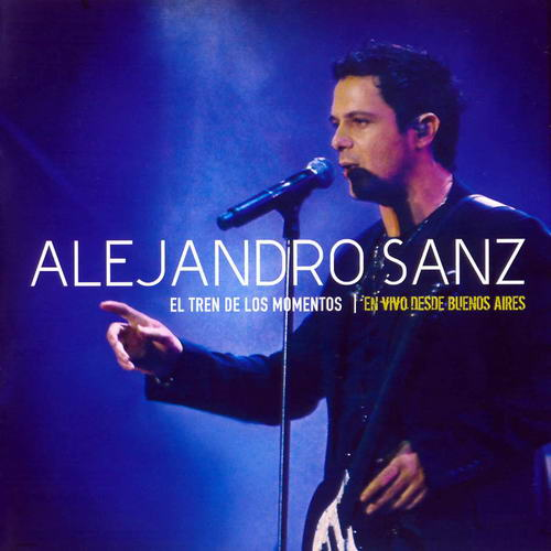 【訳あり】【メール便送料無料】Alejandro Sanz / El Tren De Los Momentos (CD+DVD) (輸入盤CD)(アレハンドロ・サンス)