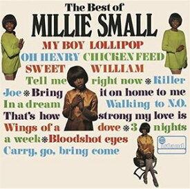 【輸入盤CD】Millie Small / Best Of Millie Small【K2016/11/25発売】(ミリー・スモール)