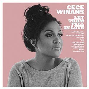 【メール便送料無料】Cece Winans / Let Them Fall In Love (輸入盤CD)【K2017/2/3発売】(シーシー・ワイナンズ)