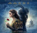 【メール便送料無料】Soundtrack / Beauty & The Beast (Deluxe Edition) (輸入盤CD)【K2017/3/10発売】...