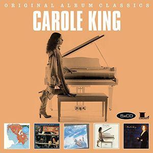 【メール便送料無料】Carole King / Original Album Classics (輸入盤CD)【★】 (キャロル・キング)