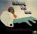 【輸入盤CD】【ネコポス送料無料】Oscar Peterson Trio / Walking The Line 【K2016/9/30発売】(オスカー・ピーターソ…