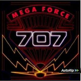 【輸入盤CD】707 / Mega Force (Bonus Tracks) (Deluxe Edition) (リマスター盤) 【K2017/2/24発売】