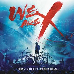 【メール便送料無料】Soundtrack / We Are X (輸入盤CD)【★】 【K2017/3/3発売】(サウンドトラック)