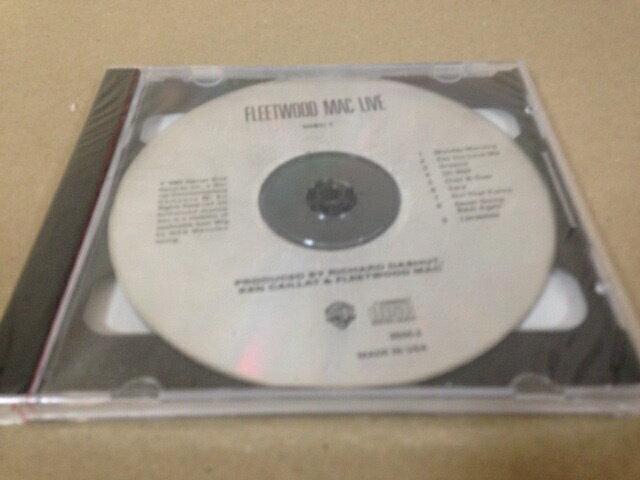 【訳あり】【メール便送料無料】Fleetwood Mac / Live (2CD) (輸入盤CD)(フリートウッド・マック)