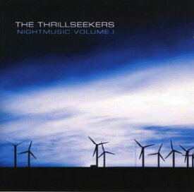 【輸入盤CD】Thrillseekers / Nightmusic 1