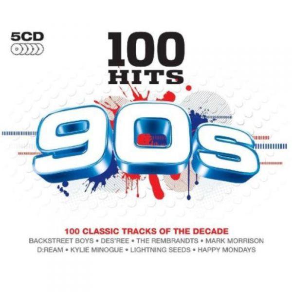 VA / 100 Hits 90S (輸入盤CD)【★】【割引中】