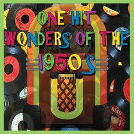 【輸入盤CD】VA / One Hit Wonders Of The 1950's 【K2017/5/5発売】