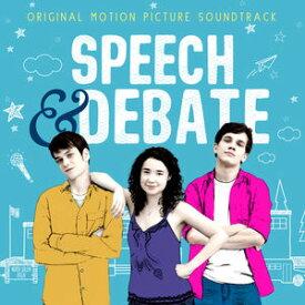 【輸入盤CD】【ネコポス送料無料】Soundtrack / Speech & Debate 【K2017/3/31発売】(サウンドトラック)