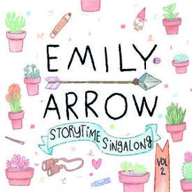 【輸入盤CD】Emily Arrow / Storytime Singalong 2【K2017/4/7発売】
