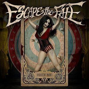 【メール便送料無料】Escape The Fate / Hate Me (輸入盤CD)
