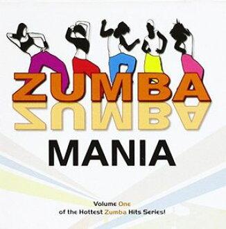 Zumba Mania/Zumba Mania(進口盤CD)