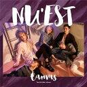 【輸入盤CD】Nu'Est / Canvas 【K2016/9/9発売】