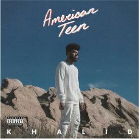 【輸入盤CD】【ネコポス100円】Khalid / American Teen 【K2017/3/3発売】(カリード)
