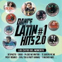 【メール便送料無料】VA / Dance Latin #1 Hits 2.0 (輸入盤CD)【K2017/3/31発売】