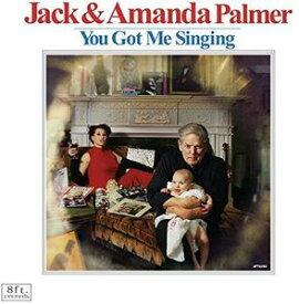 【輸入盤CD】Jack Palmer/Amanda Palmer / You Got Me Singing 【K2016/7/15発売】