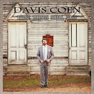 Davis Coen / These Things Shall Pass (수입반CD)