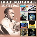 【輸入盤CD】【ネコポス送料無料】Blue Mitchell / Complete Albums Collection: 1958-1963【K2017/8/4発売】(ブルー…