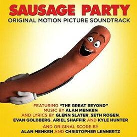 【輸入盤CD】【ネコポス送料無料】Soundtrack / Sausage Party 【K2016/8/19発売】(サウンドトラック)