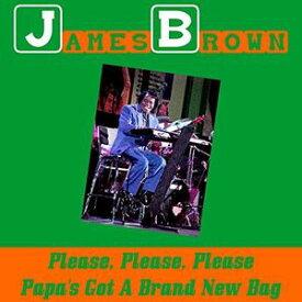 【輸入盤CD】【ネコポス送料無料】James Brown / Please Please Please/Think + 3 Bonus Tracks 【K2017/6/23発売】(ジェームス・ブラウン)