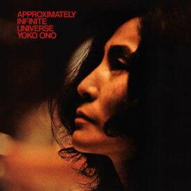 【輸入盤CD】【ネコポス送料無料】Yoko Ono / Approximately Infinite Universe 【K2017/7/14発売】(ヨーコ・オノ)