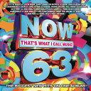 【メール便送料無料】VA / Now That's What I Call Music 63 (アメリカ盤) (輸入盤CD)【K2017/8/4発売】