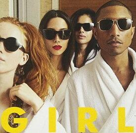 【輸入盤CD】【ネコポス100円】Pharrell Williams / G I R L 【K2017/5/5発売】(ファーレル・ウィリアムス)