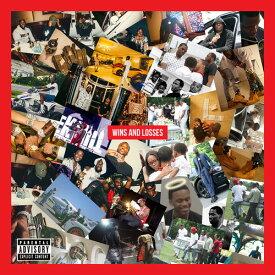 【輸入盤CD】Meek Mill / Wins & Losses 【K2017/7/21発売】(ミーク・ミル)
