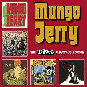 【輸入盤CD】 Mungo Jerry / Dawn Albums Collection (Box)【K2017/9/29発売】(マンゴ・ジェリー)