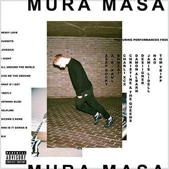 Mura Masa/Mura Masa(進口盤CD)