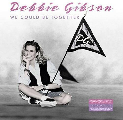 【送料無料】Debbie Gibson / We Could Be Together (w/DVD) (Box) (輸入盤CD)【★】【K2017/10/27発売】(デビー・ギブソン)