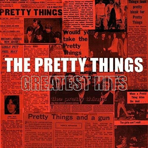 【メール便送料無料】Pretty Things / Greatest Hits [2CD] (輸入盤CD)【K2017/10/13発売】(プリティ・シングス)