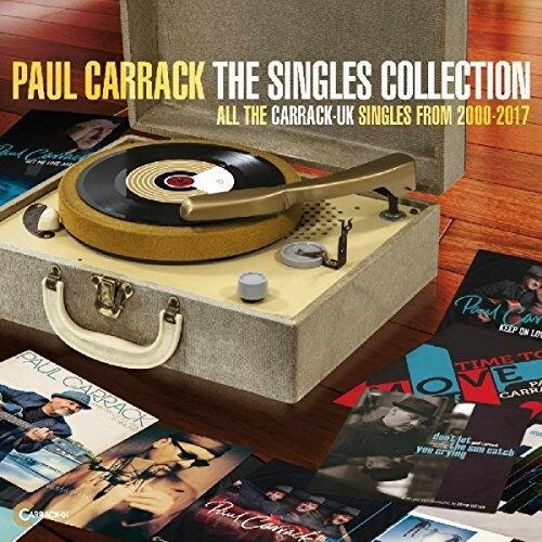 【メール便送料無料】Paul Carrack / Singles Collection 2000-2017 (輸入盤CD)【K2017/10/13発売】(ポール・キャラック)