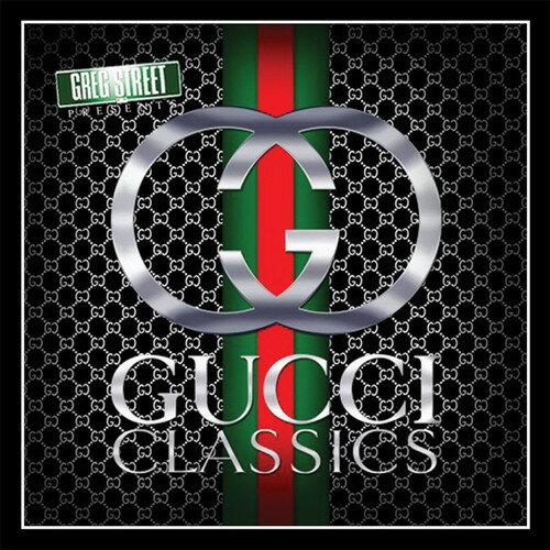 【メール便送料無料】Gucci Mane / Gucci Classics (On Demand CD) (輸入盤CD)【K2017/8/18発売】(グッチ・メイン)