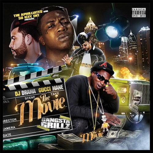 【メール便送料無料】Gucci Mane / Movie (Gangsta Grillz) (On Demand CD) (輸入盤CD)【K2017/8/18発売】(グッチ・メイン)