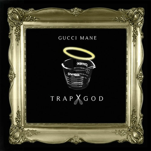 【メール便送料無料】Gucci Mane / Trap God 1 (On Demand CD) (輸入盤CD)【K2017/8/18発売】(グッチ・メイン)
