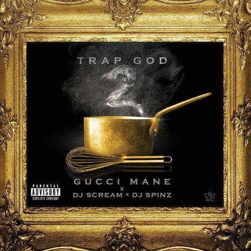 【メール便送料無料】Gucci Mane / Trap God 2 (On Demand CD) (輸入盤CD)【K2017/8/18発売】(グッチ・メイン)