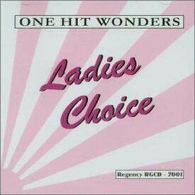 【輸入盤CD】VA / One Hit Wonders-Lady's Choice (29 Cuts) 【K2017/7/31発売】