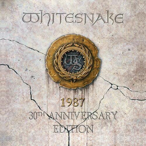 【メール便送料無料】Whitesnake / Whitesnake (30th Anniversary Edition) (輸入盤CD)【K2017/10/27発売】(ホワイトスネイク)