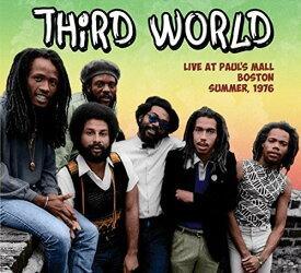 【輸入盤CD】Third World / Live At Paul's Mall: Summer 1976 【K2017/9/22発売】(サード・ワールド)
