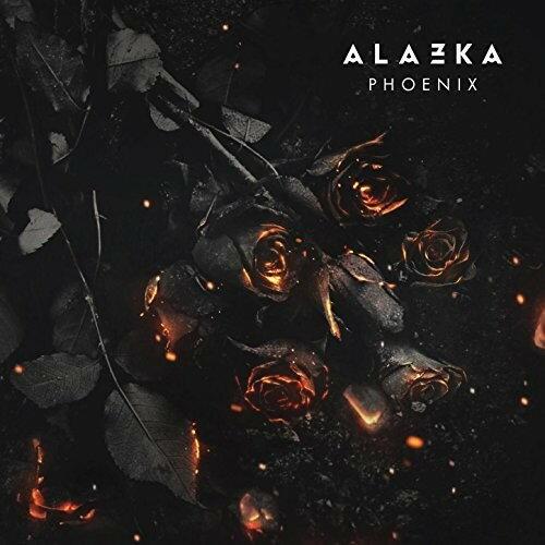 【メール便送料無料】Alazka / Phoenix (輸入盤CD)【K2017/9/1発売】